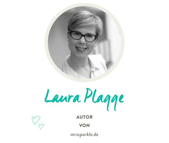 Portrait Laura Plagge von mrssparkle.de