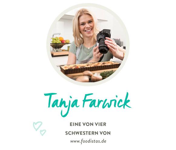 Tanja Farwick von www.foodistas.de