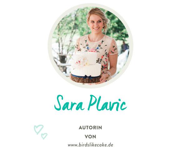 Sara Plavic von www.birdslikecake.de
