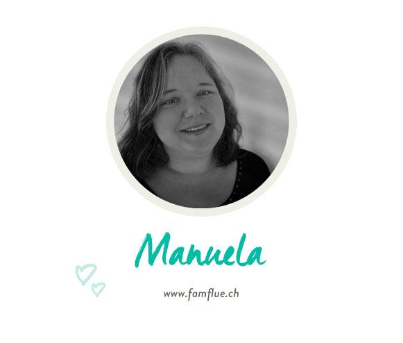 Portrait von Manuela von famlue.ch