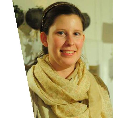Martina Pfister von www.bluetenglanz.ch
