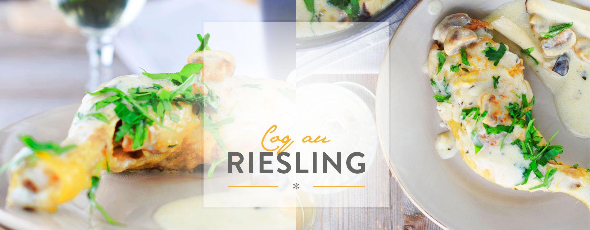 Header Coq au Riesling