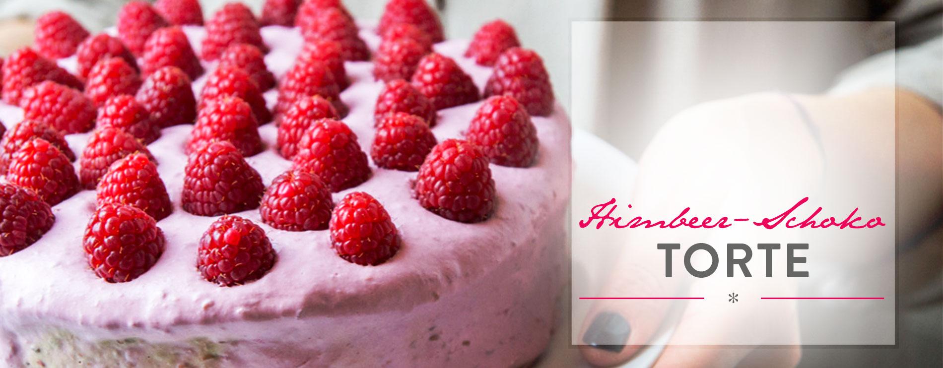 Header Himbeer-Schoko-Torte