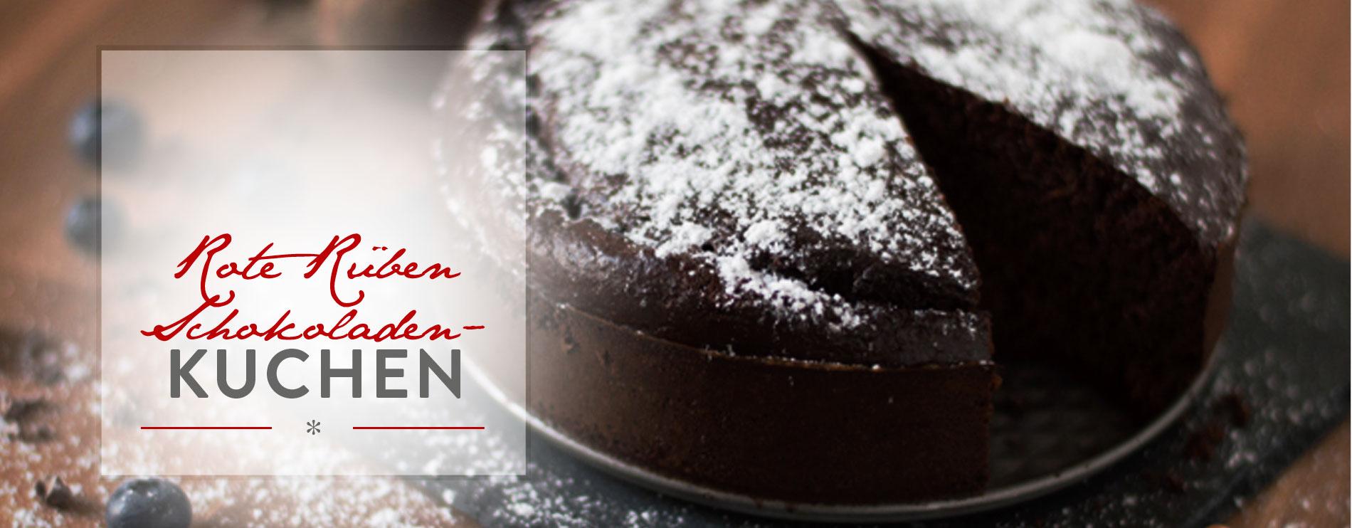 Header Rote Rüben Schokoladen Kuchen