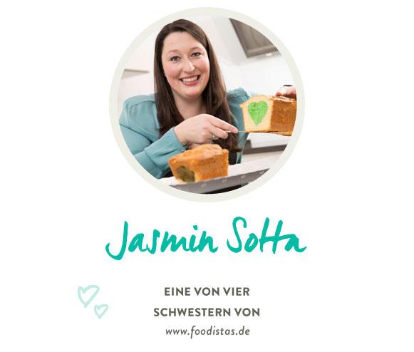 Jasmin Sotta von www.foodistas.de