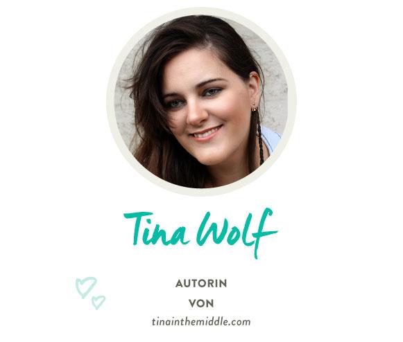 Tina Wolf von tinainthemiddle.com