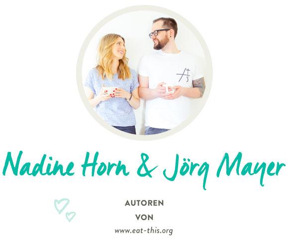 Nadine und Jörg von www.eat-this.org