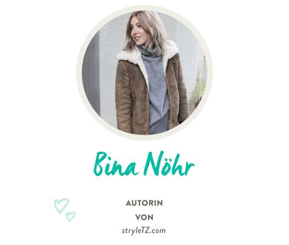 Bina Nöhr von stryleTZ.com