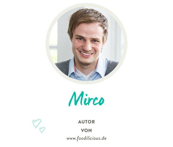 Mirco von www.foodilicious.de