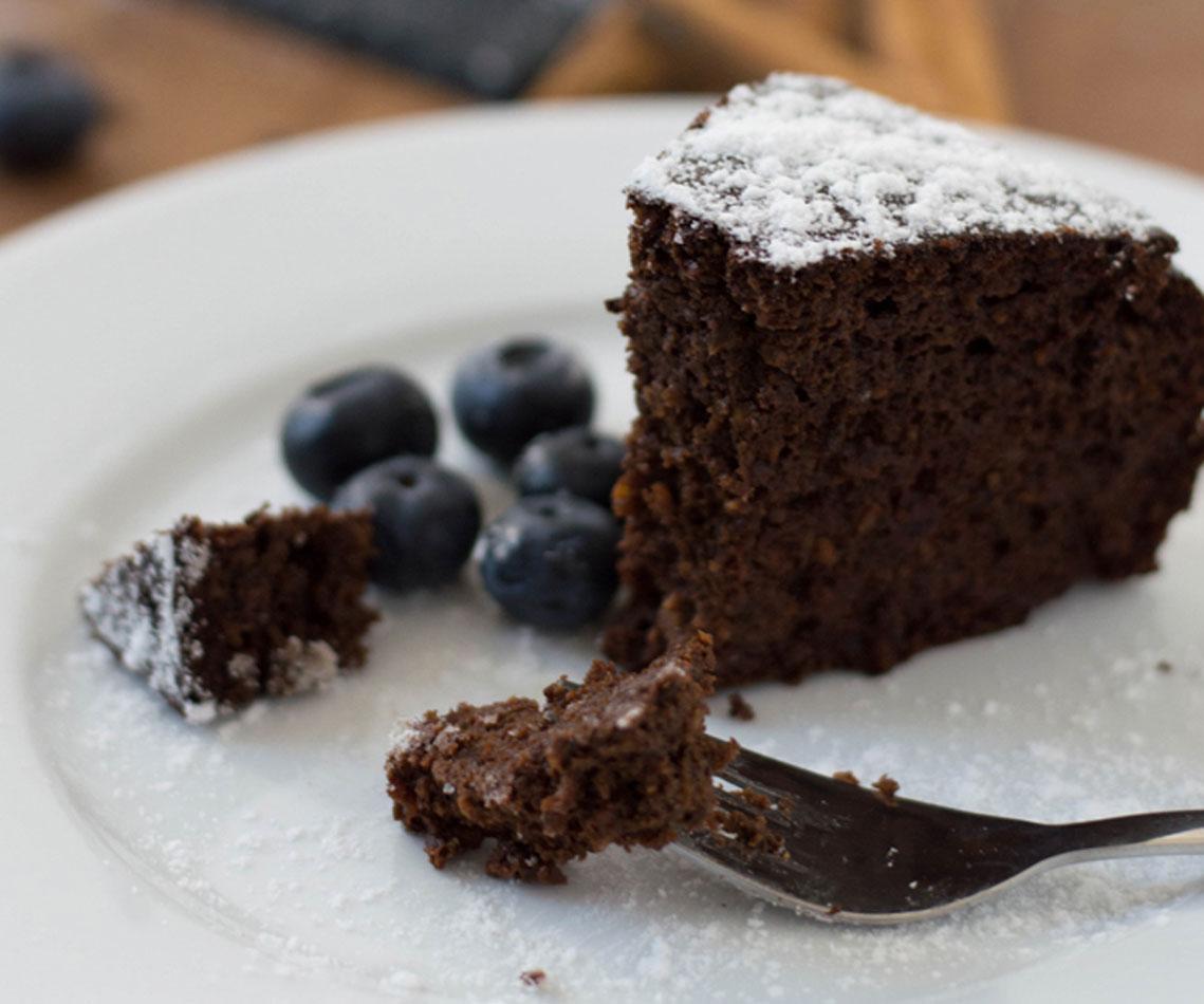 Rezept für Rote Rüben Schokoladen Kuchen