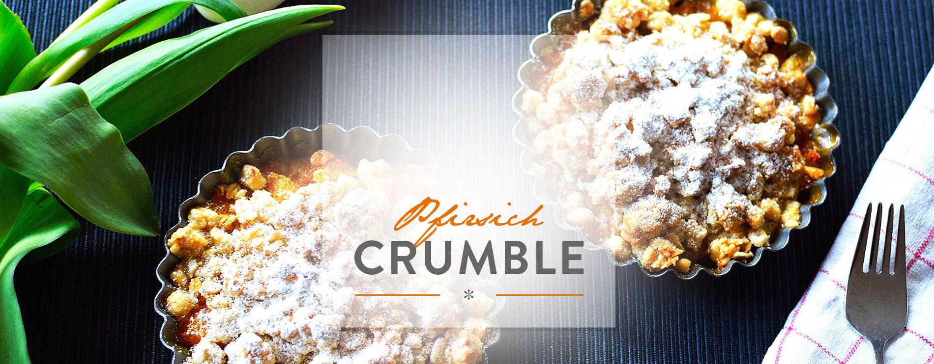 Header Pfirsich Crumble
