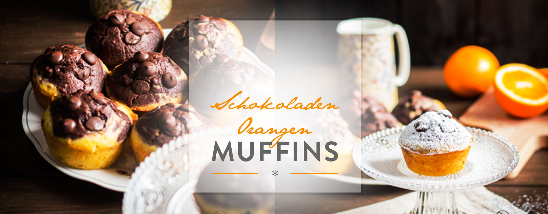 Header Schokoladen Orangen Muffins