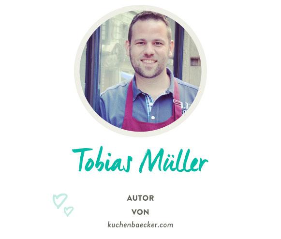 Tobias Müller von kuchenbaecker.com