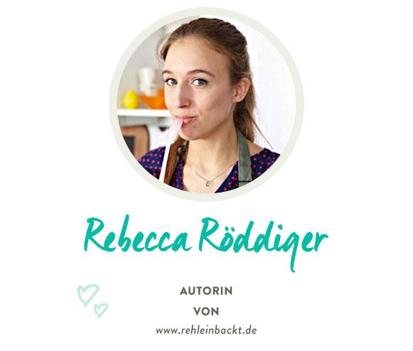Rebecca Röddiger von www.rehleinbackt.de