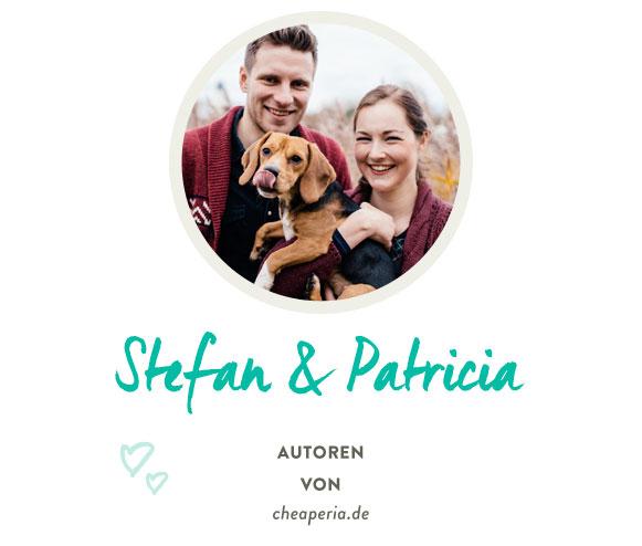 Stefan & Patricia von cheaperia.de