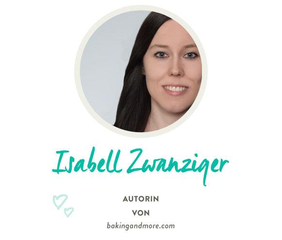 Isabell Zwanziger von bakingandmore.com