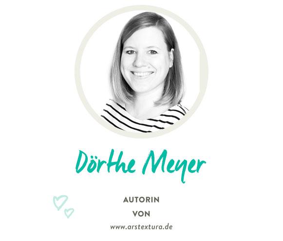 Dörthe Meyer von www.arstextura.de