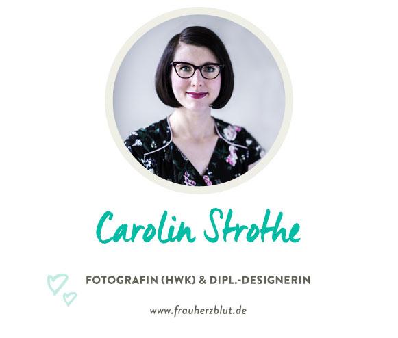 Carolin Strothe von www.frauherzblut.de