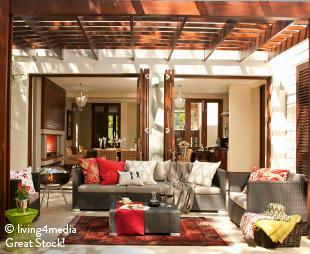 Terrazas muebles elegantes para la terraza WESTWING