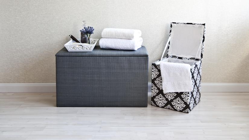 Cestos para ropa sucia orden con estilo westwing - Cestos para ropa sucia ...