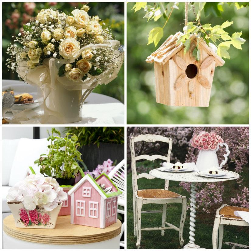 accesorios para decorar jardines