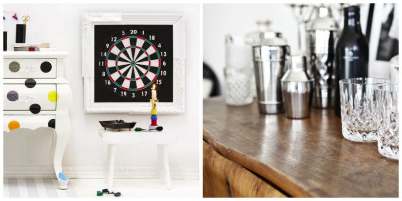 Bar en casa: espacios para disfrutar | WESTWING
