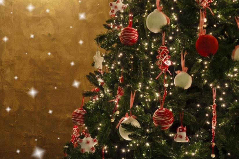 decoración navideña adornos para el árbol