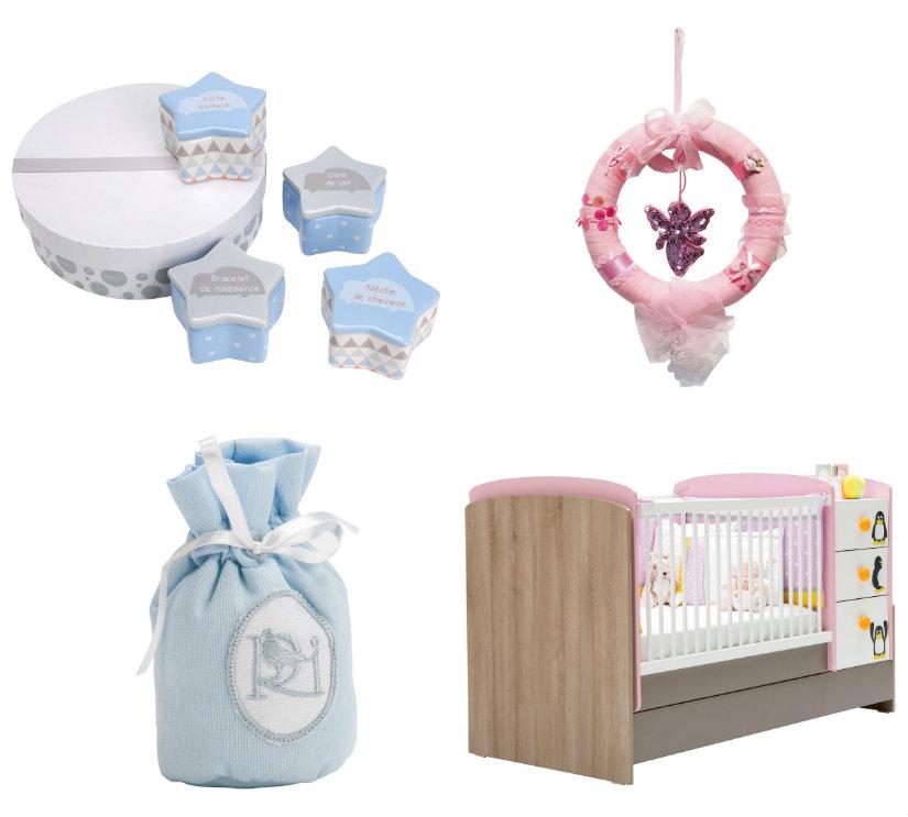 habitaciones para bebés rosa y azul