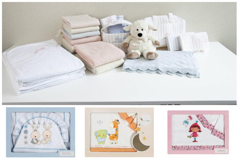habitaciones para bebés sábanas