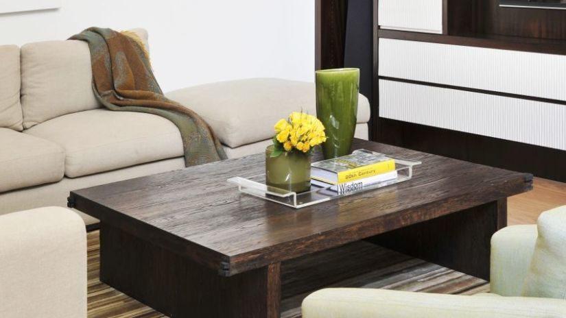 Mesas de centro c modas y de dise o westwing for Mesas de salon de cristal