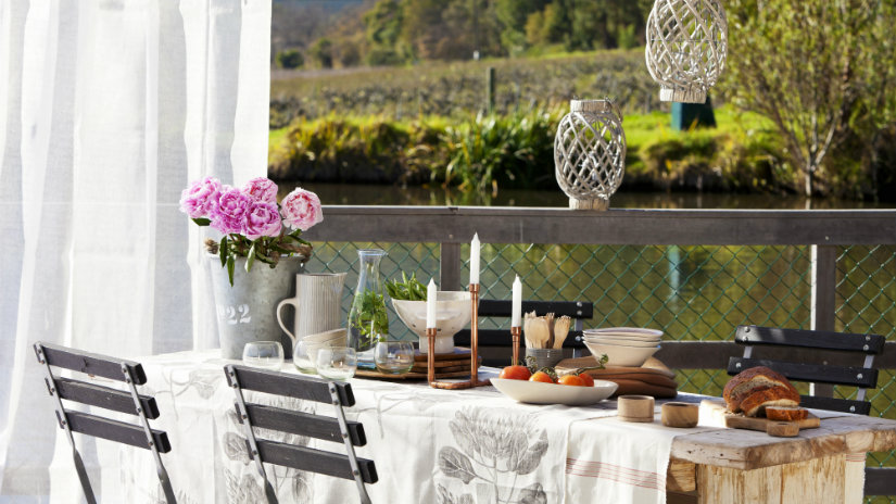 Muebles de jardín: embellece los jardines con WESTWING