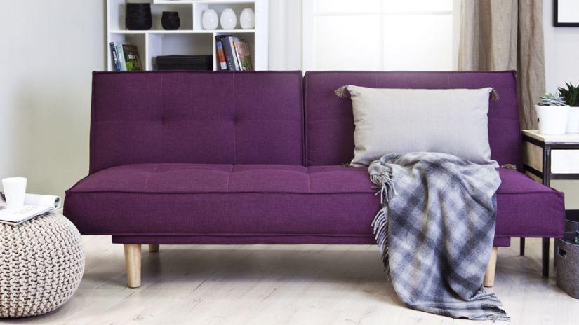 Sof cama soluci n perfecta para los invitados westwing for Sofas para habitaciones juveniles
