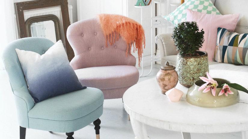 Sof s y sillones para tu casa westwing for Sillones living para espacios reducidos