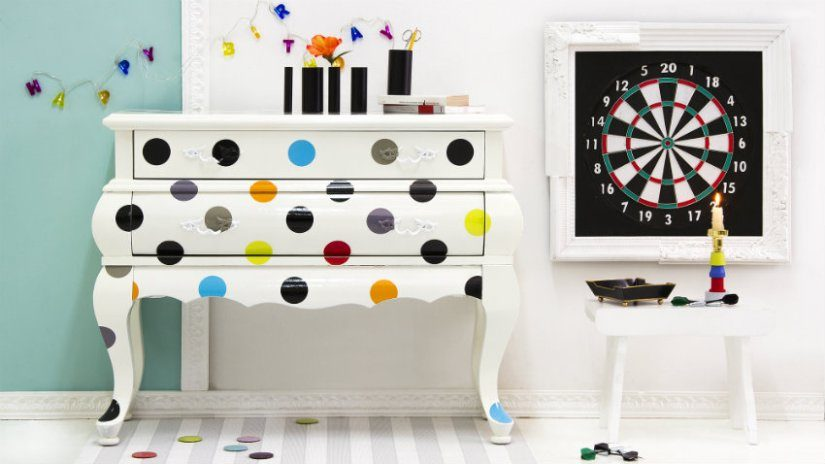 Vinilos decorativos tus paredes con estilo en westwing for Vinilos decorativos df