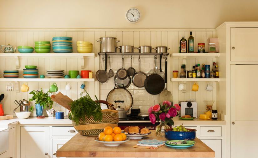 Relojes de cocina originales y funcionales westwing - Relojes para cocina ...