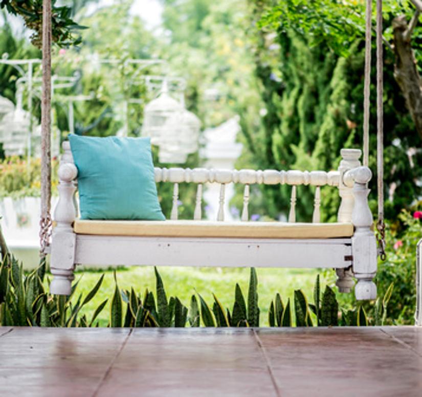 Sillas colgantes para jardin great silla colgante en for Amazon hamacas jardin