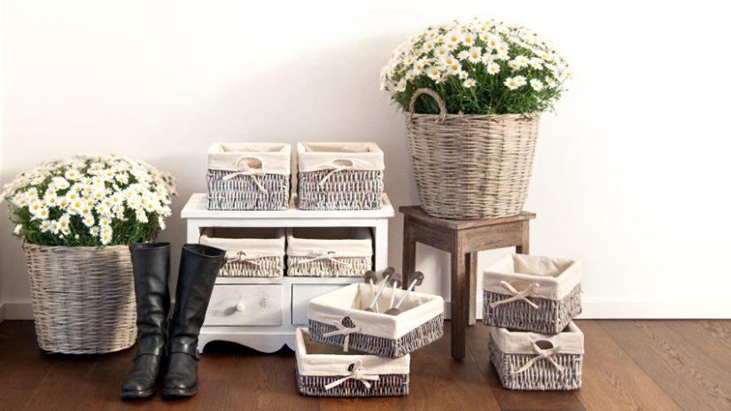 Muebles de mimbre no solo para exteriores westwing - Muebles de mimbre para jardin ...