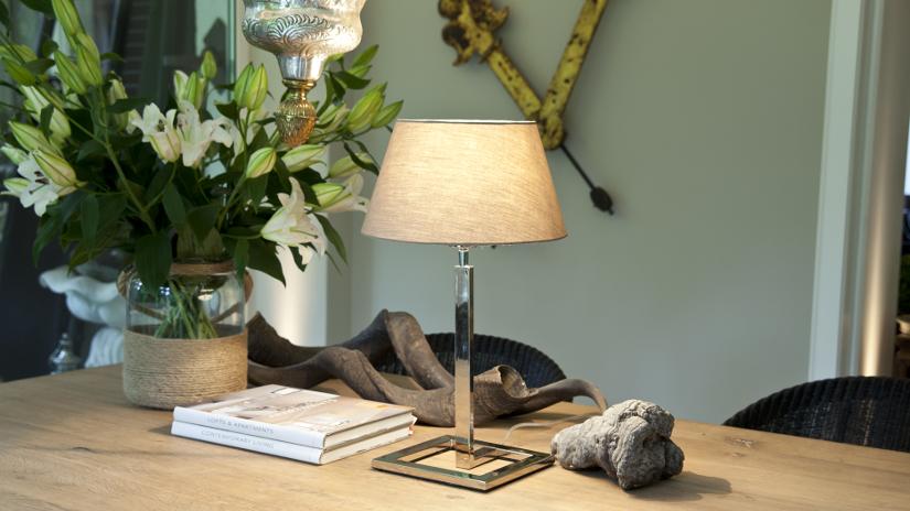 L mparas de mesa accesorios con estilo westwing - Pantallas de lamparas de mesa ...