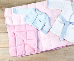 mantas de bebé