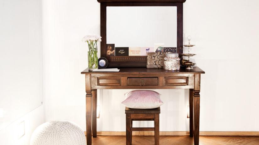 muebles de roble