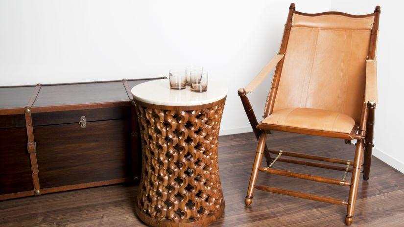 Ba l lo mejor para decorar y organizar westwing - Como decorar un baul de madera ...