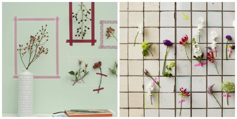 Decoraci n de paredes ideas y fotos para inspirarte for Decoracion paredes jardin