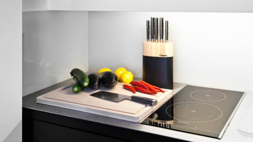 mini cocinas estudio
