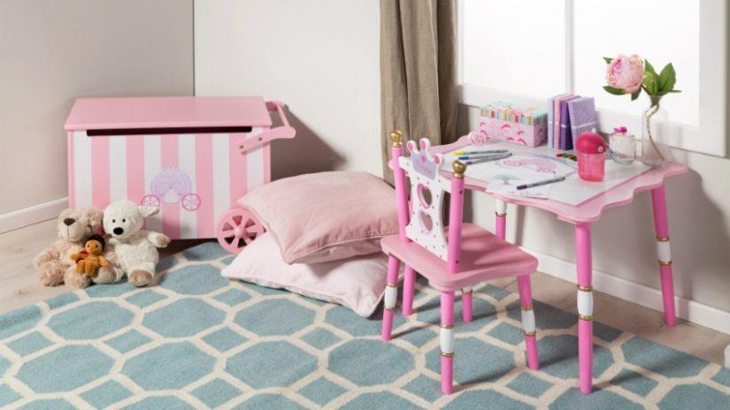 Decoración de habitaciones infantiles niña