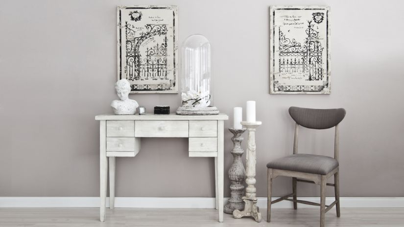 Consolas peque os mueble para tu espacio westwing for Muebles para recibidores pequenos