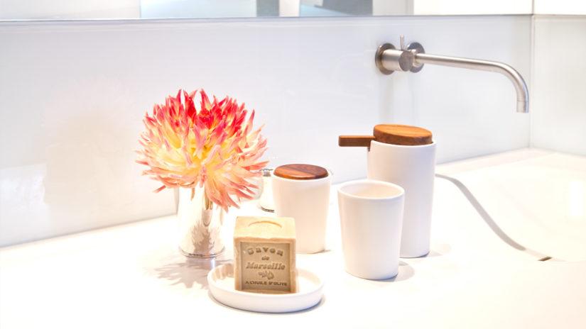 Diseño de baños flor