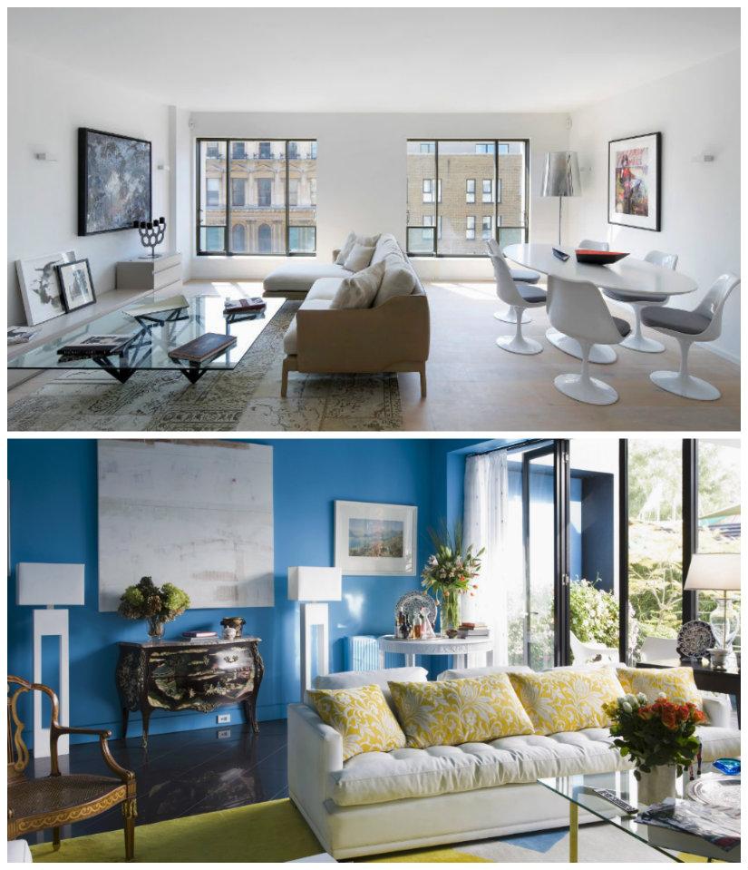 diseño de salones ambientes