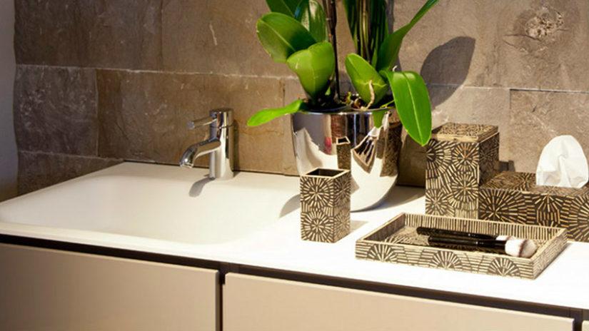 ideas para baños con azulejos