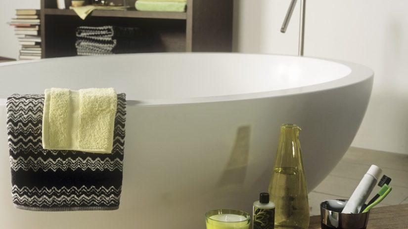 ideas para baños minimalistas