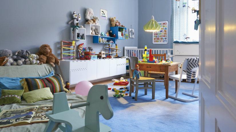 sillones para niños y sofá infantil dormitorio
